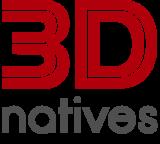 logo 3D natives